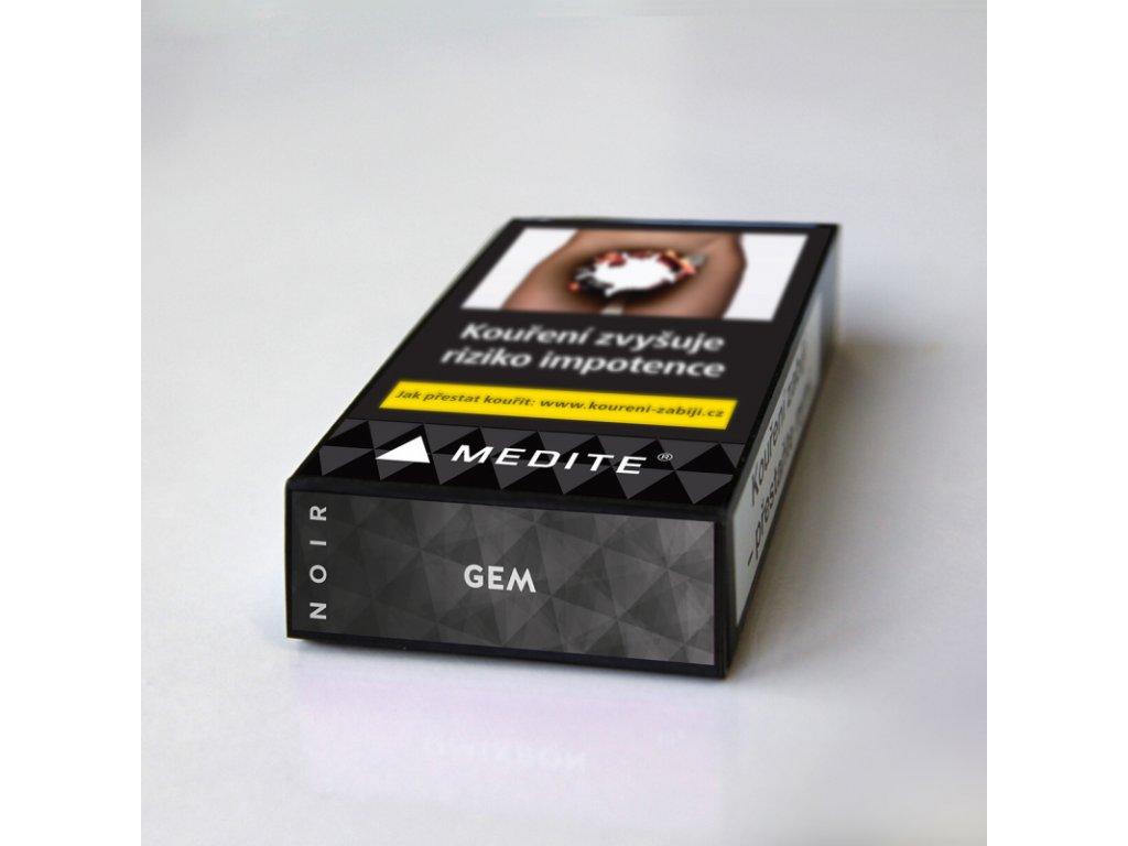 Tabák Medite Noir Gem 10 g