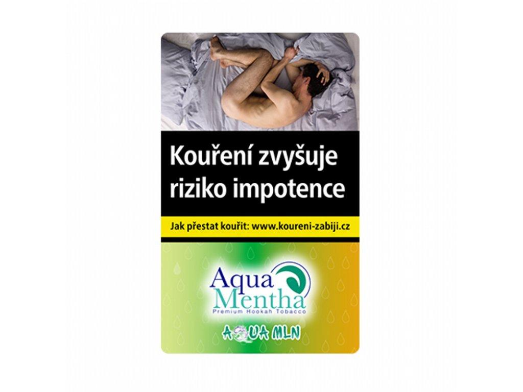 Tabák Aqua Mentha Mln 50 g