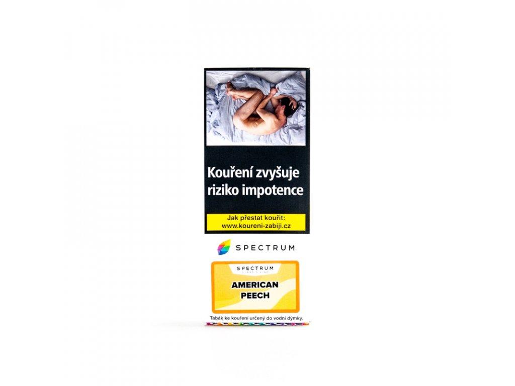 Tabák Spectrum Classic American Peech 100 g