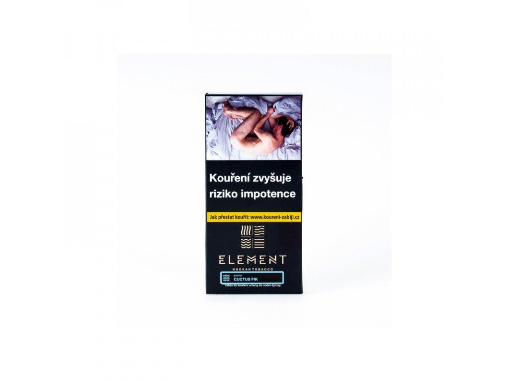 Tabák Element Water Cuctus Fik 15 g