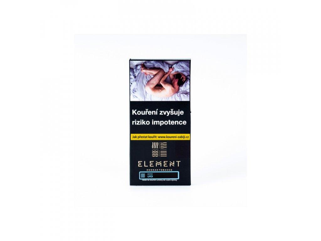 Tabák Element Water Lyci 15 g