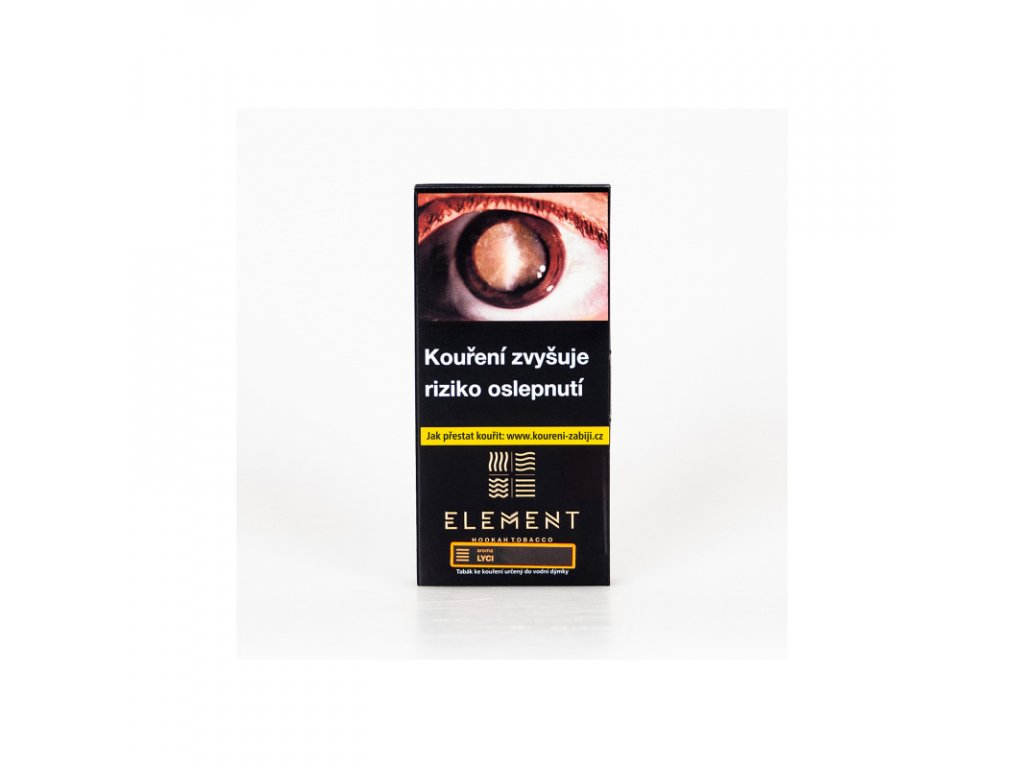 Tabák Element Earth Lyci 15 g