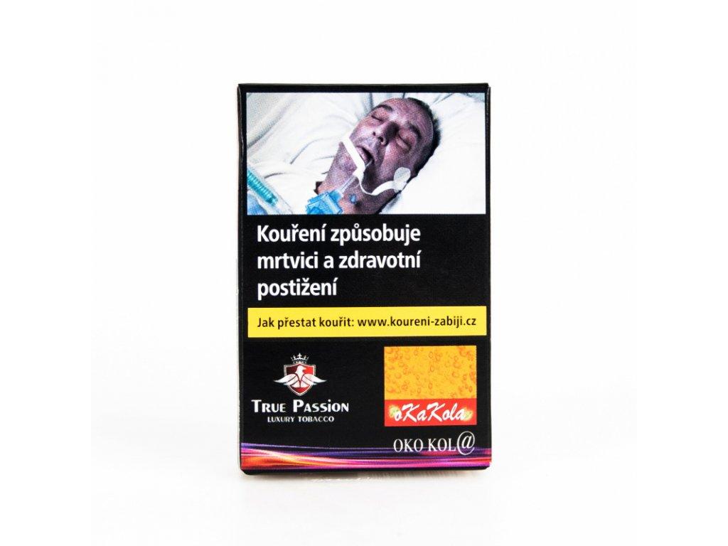 Tabák True Passion Oko Kol@ 50 g