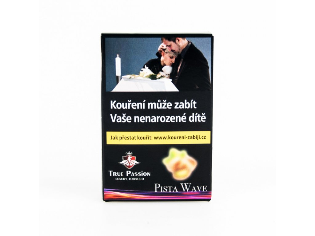 Tabák True Passion Pista Wave 50 g