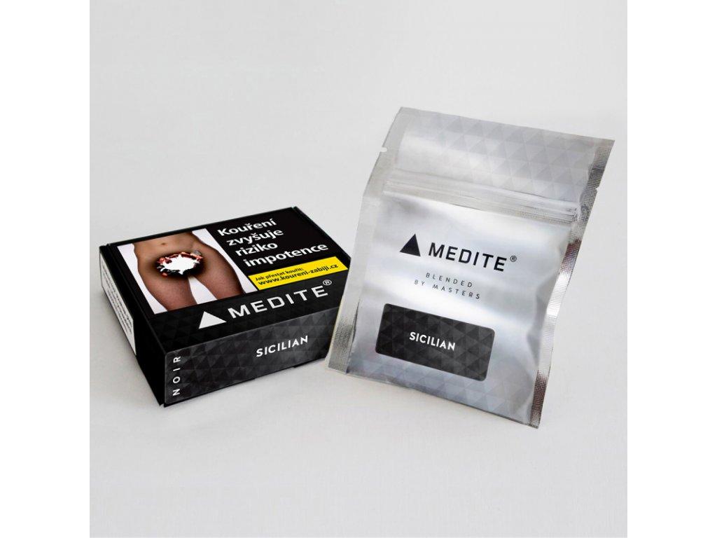 Tabák Medite Noir Sicilian 50 g
