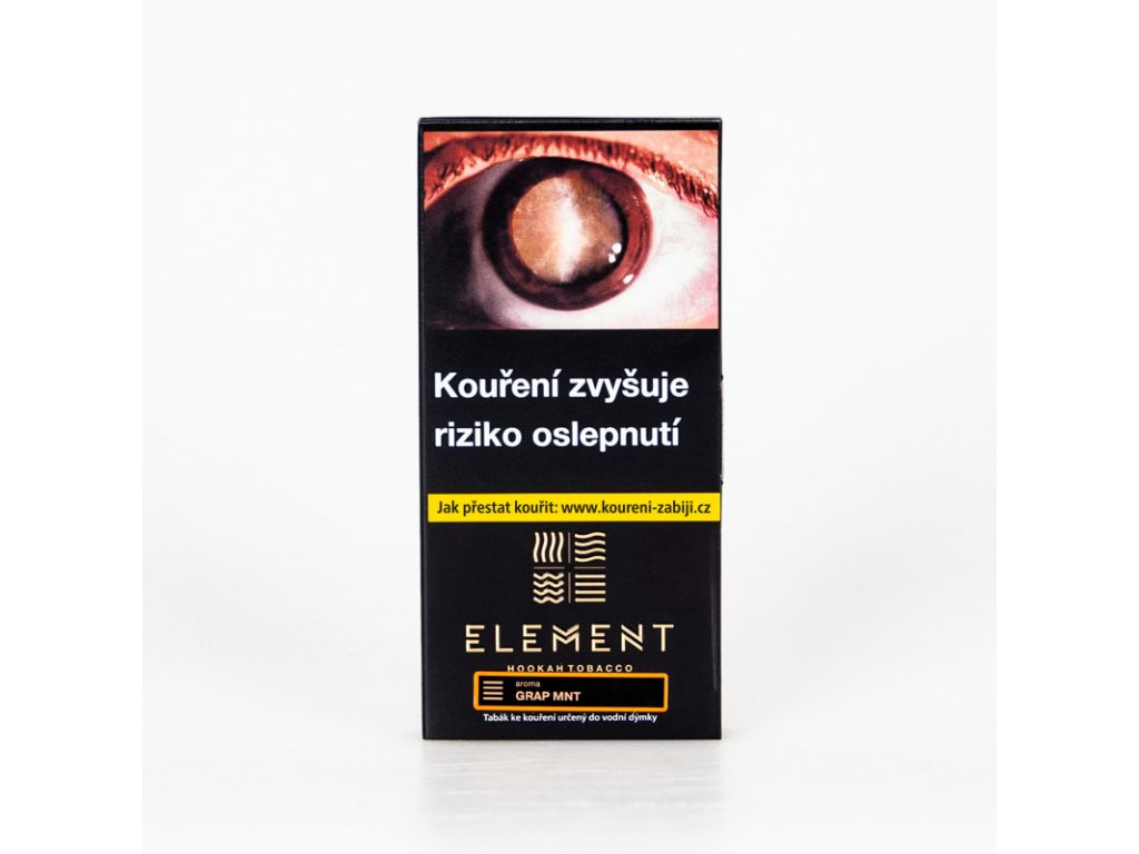 Tabák Element Earth Grap Mnt 40 g