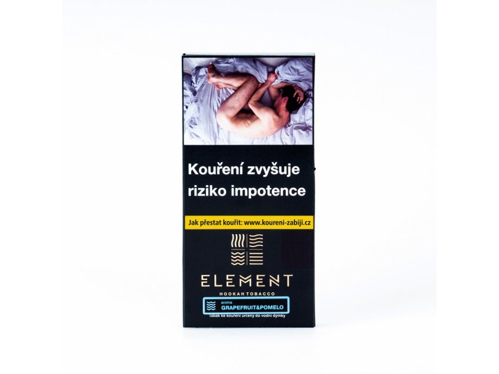 Tabák Element Water Grapefrut&pmelo 40 g
