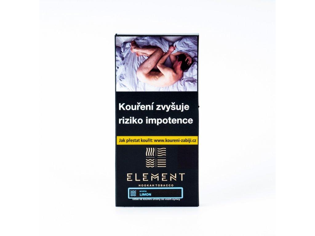 Tabák Element Water Limon 40 g