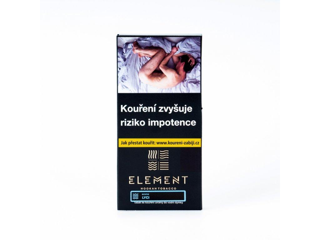 Tabák Element Water Lyci 40 g
