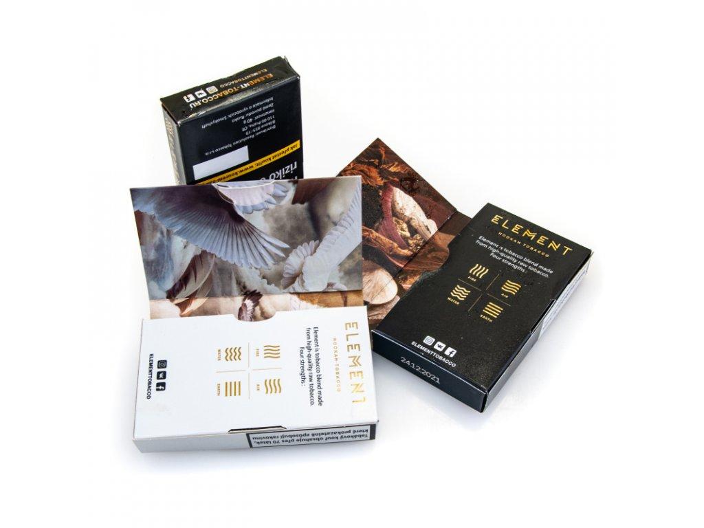 Tabák Element Water Raspberrie 40 g