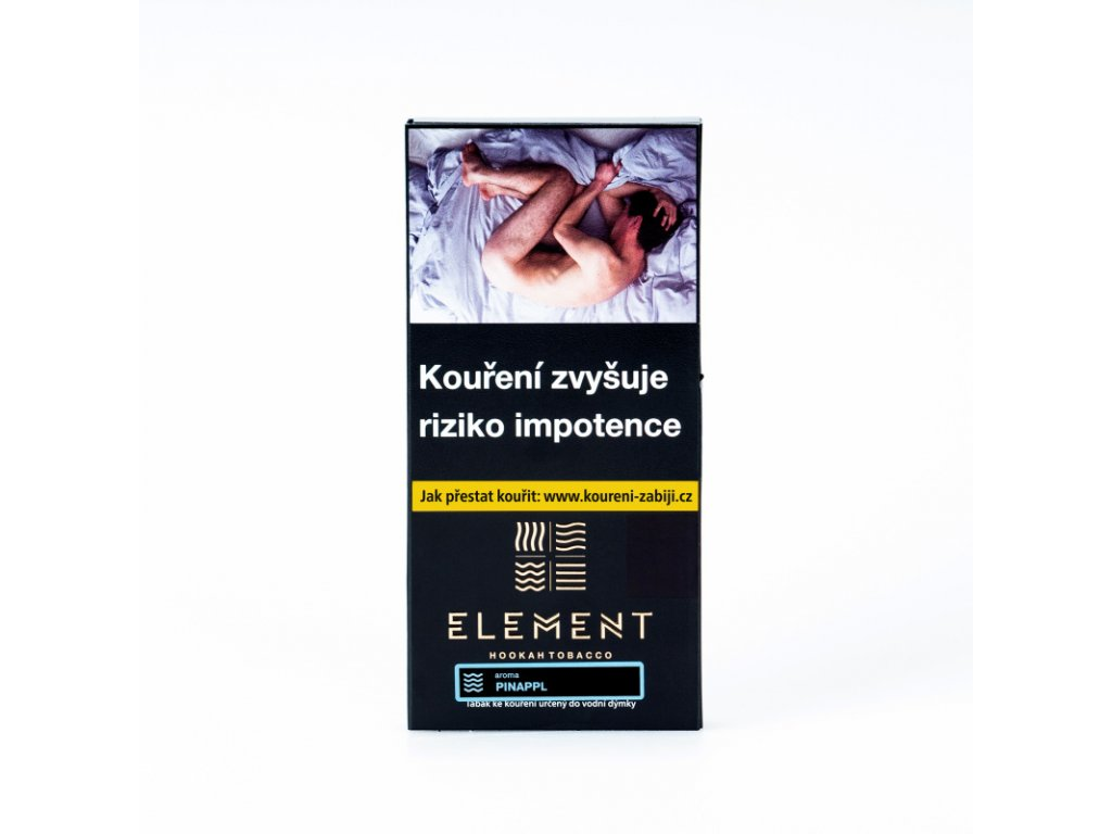 Tabák Element Water Pinappl 40 g