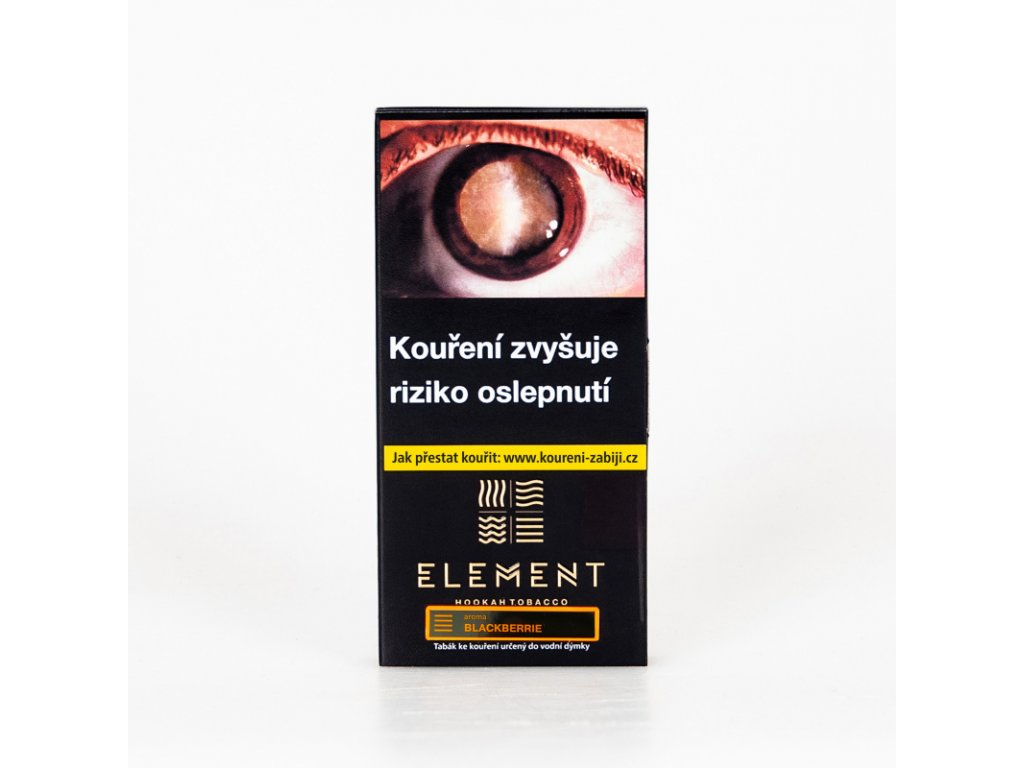 Tabák Element Earth Blackberrie 40 g