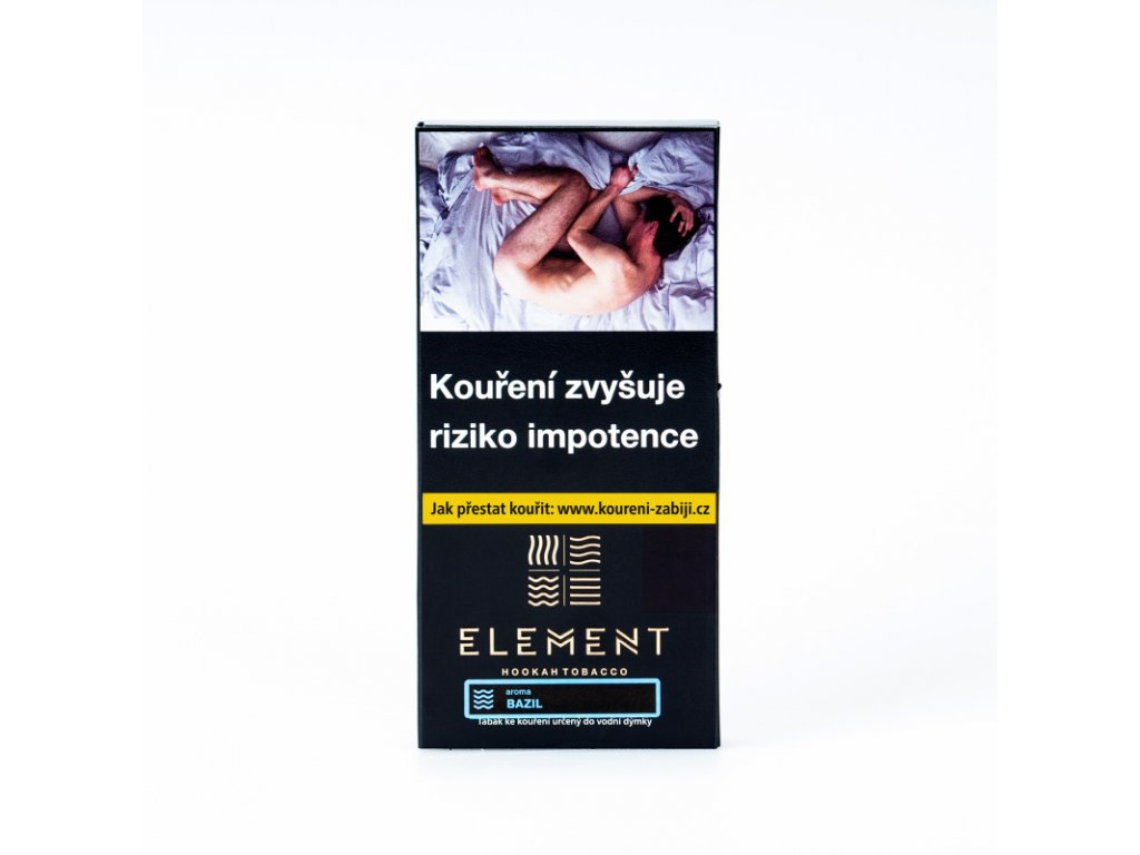 Tabák Element Water Bazil 40 g