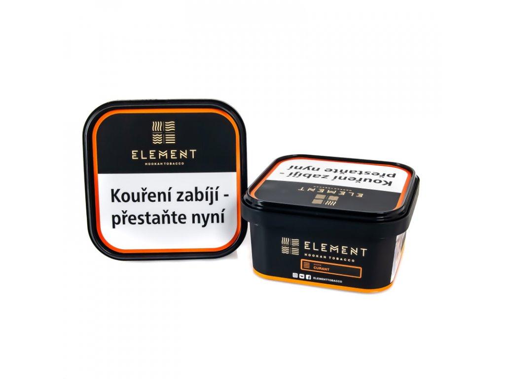Tabák Element Earth Curant 200 g