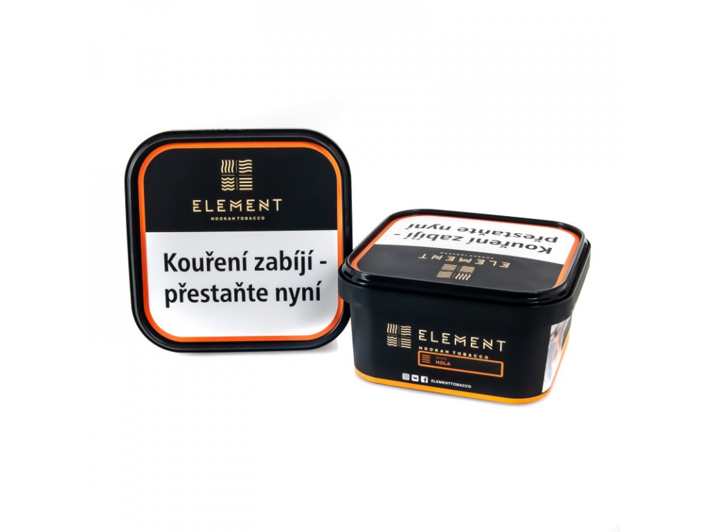 Tabák Element Earth Hola 200 g