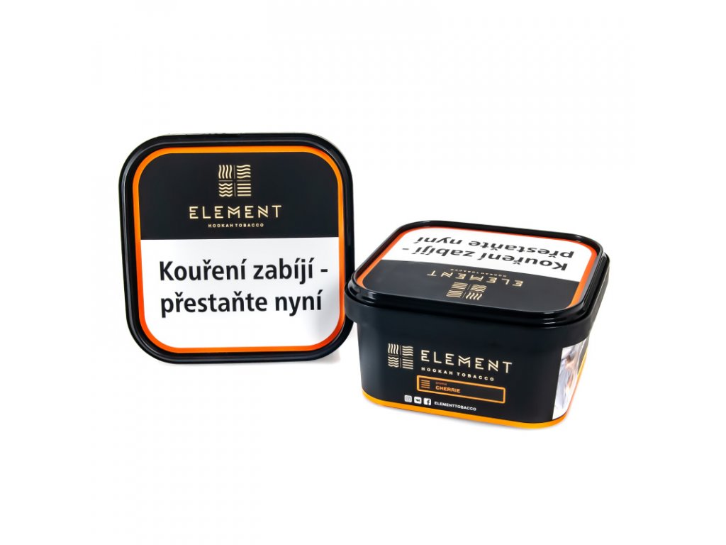 Tabák Element Earth Cherrie 200 g
