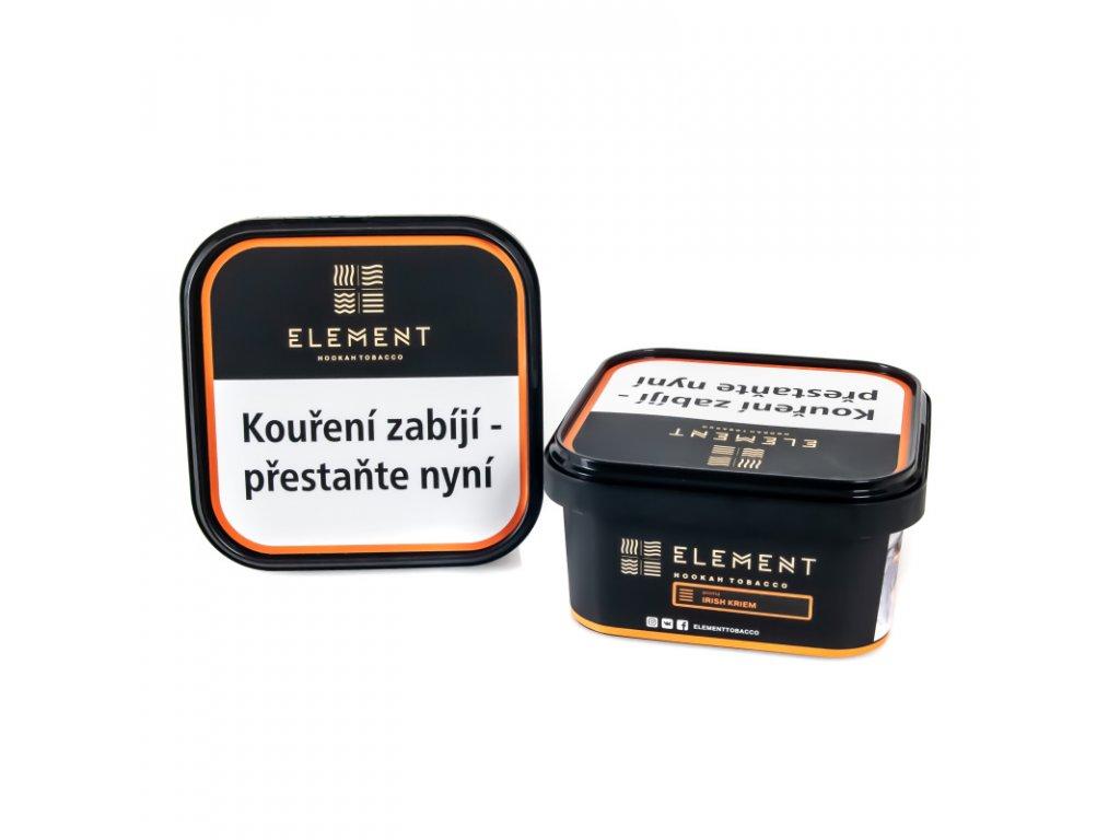 Tabák Element Earth Irish Kriem 200 g
