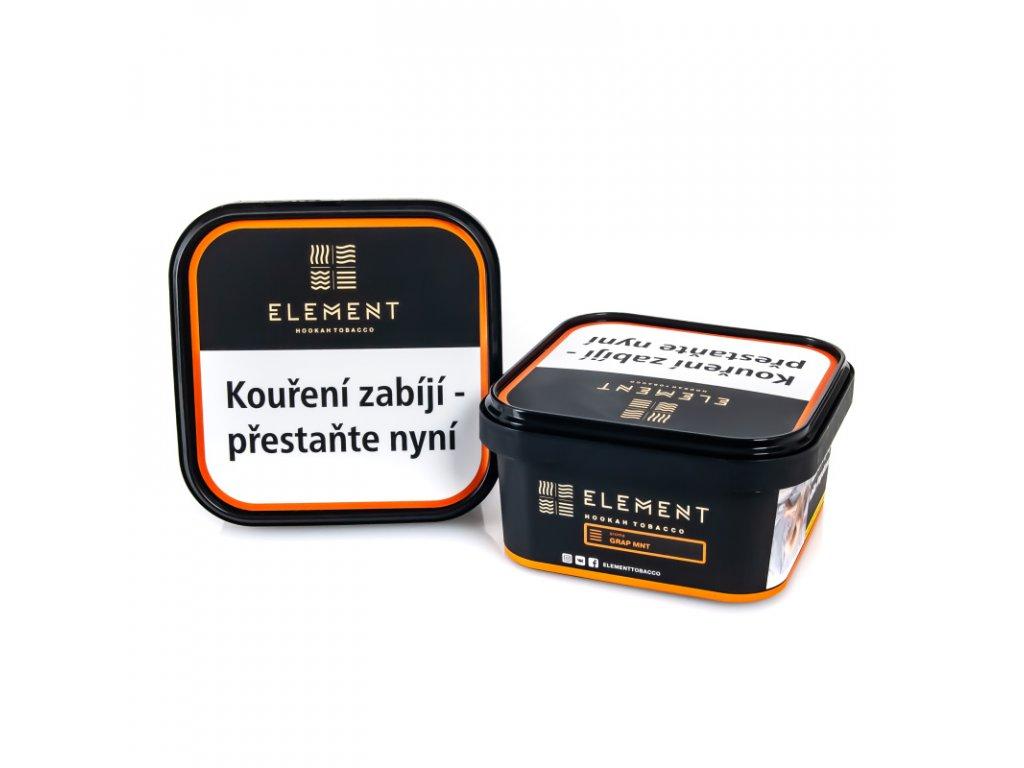 Tabák Element Earth Grap Mnt 200 g
