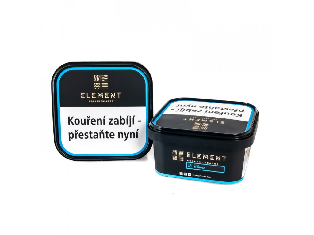Tabák Element Water Morozz 200 g