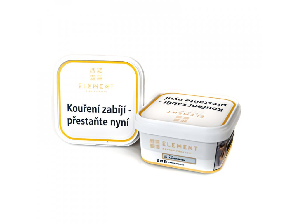 Tabák Element Air Amazingreen 200 g