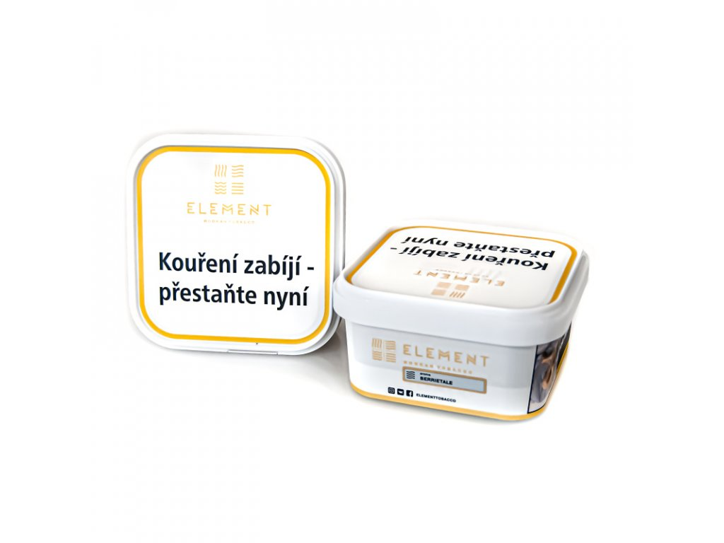 Tabák Element Air Berrytale 200 g