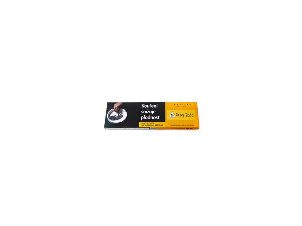 Tabák Tangiers Noir Orng Zoda 100 g