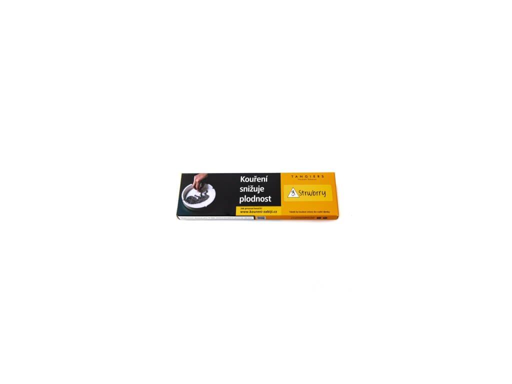 Tabák Tangiers Noir Strwbrry 250 g