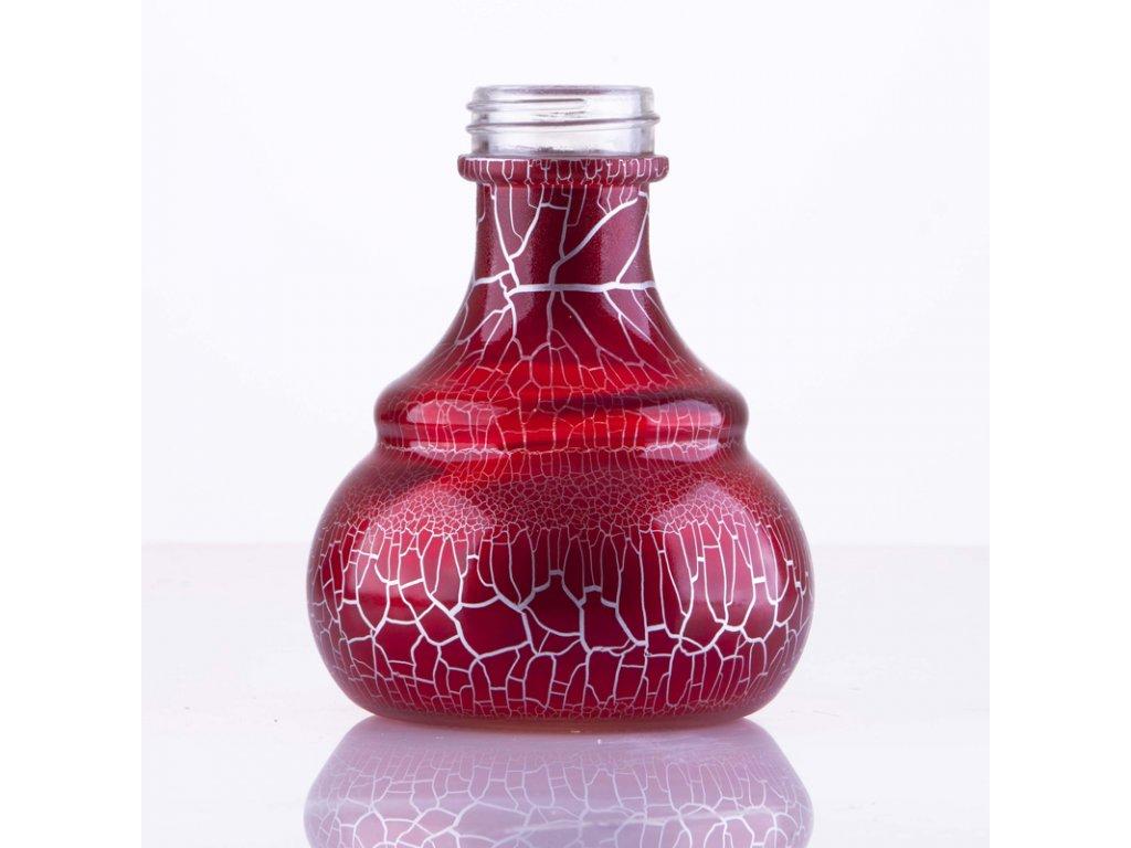 Váza pro vodní dýmky Aladin Berlin 18 cm červená