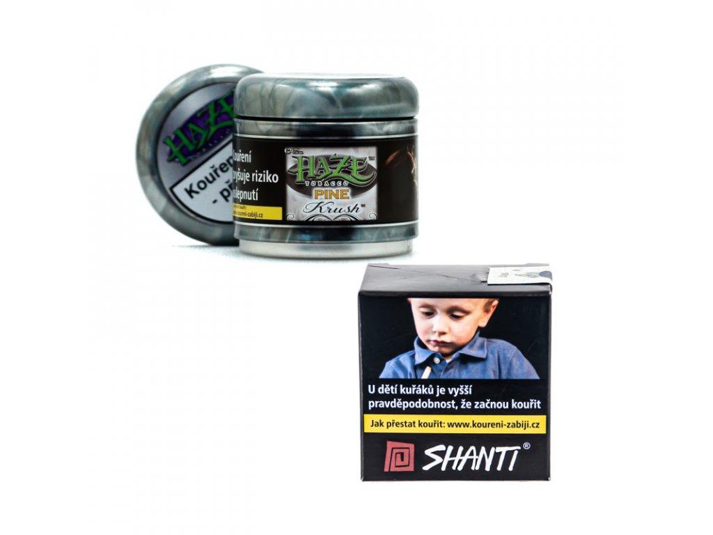 Tabák Haze Pine Krush 10 g