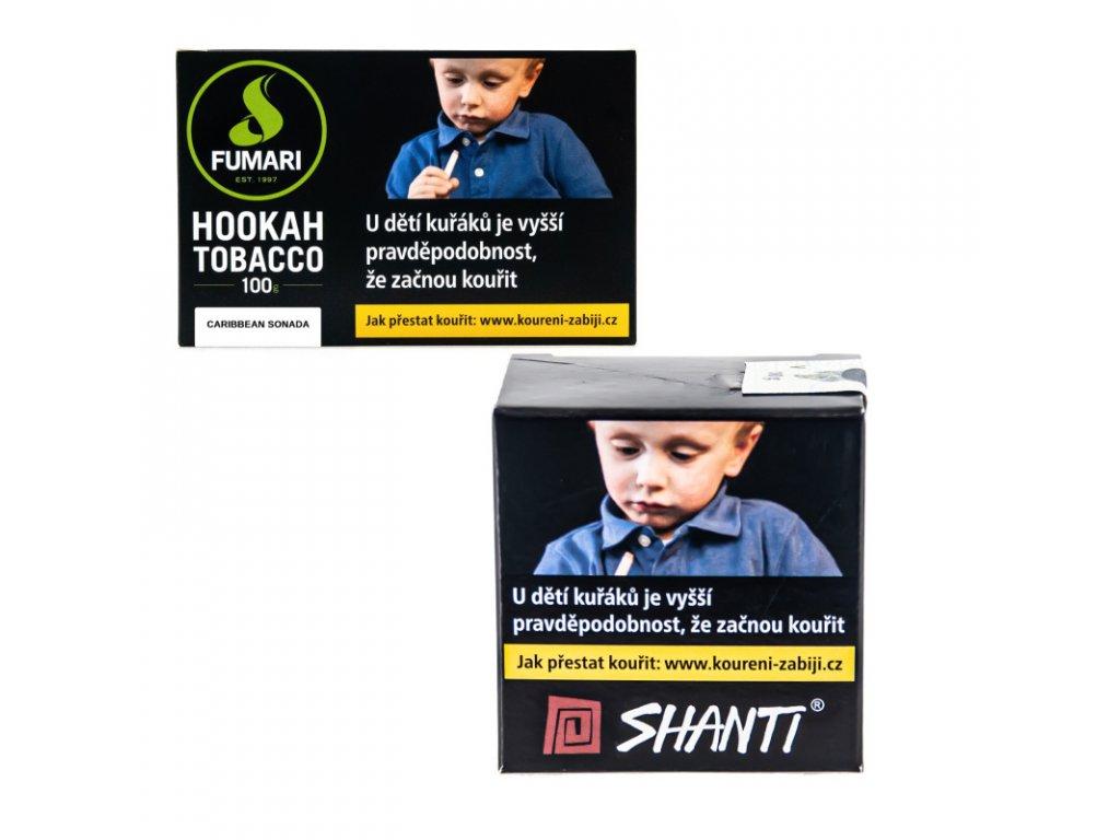 Tabák Fumari Caribbean Sonada 10 g