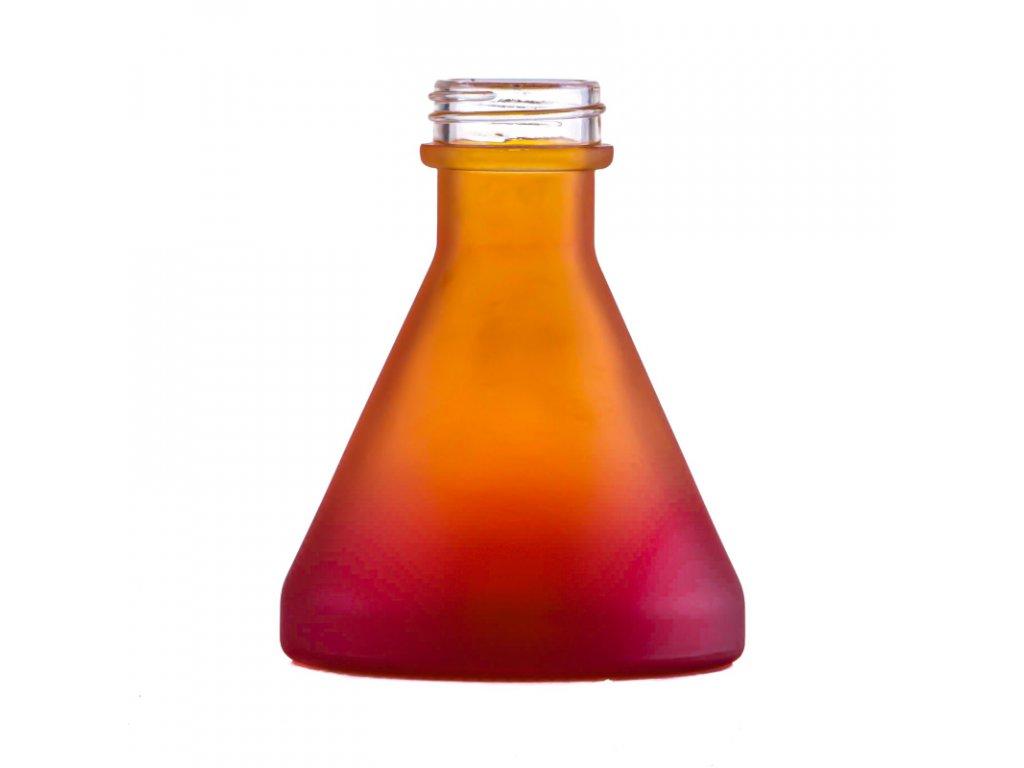 Váza pro vodní dýmky Aladin Bogota / Numea 18 cm oranžová