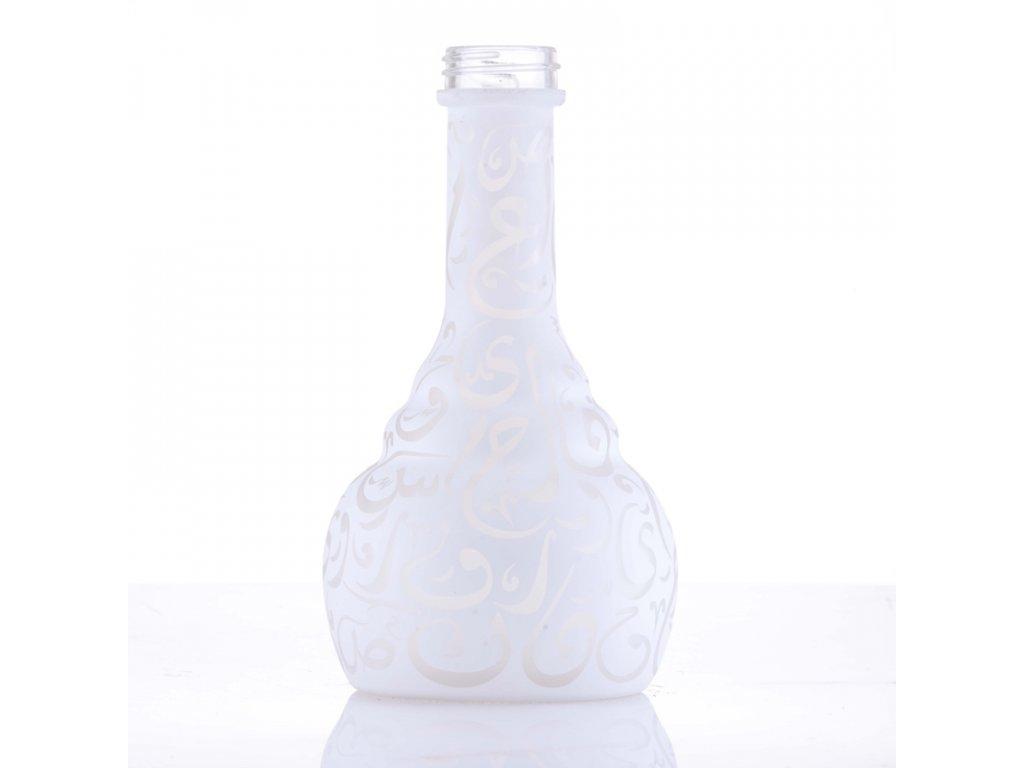 Váza pro vodní dýmky Aladin Istanbul OLD 30 cm bílá