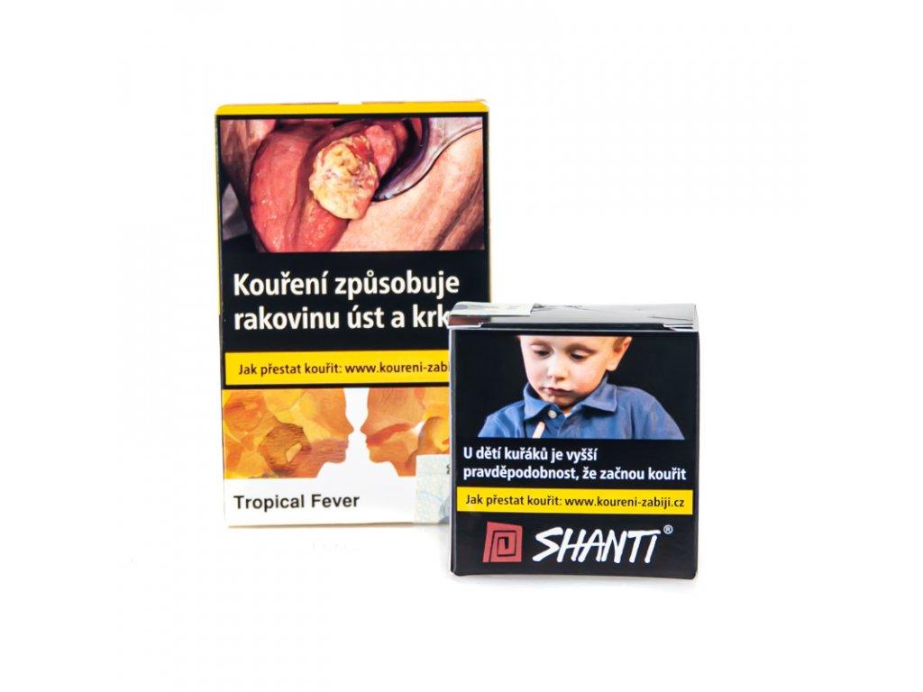 Tabák Mazaya Tropical Fever 10 g