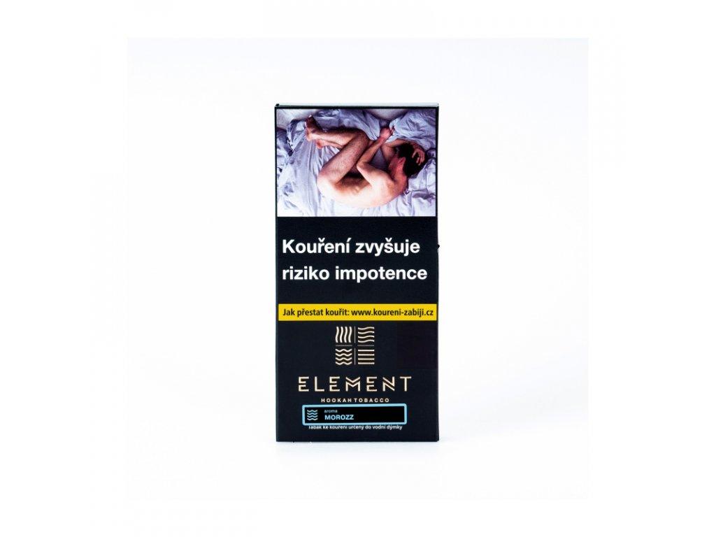 Tabák Element Water Morozz 15 g