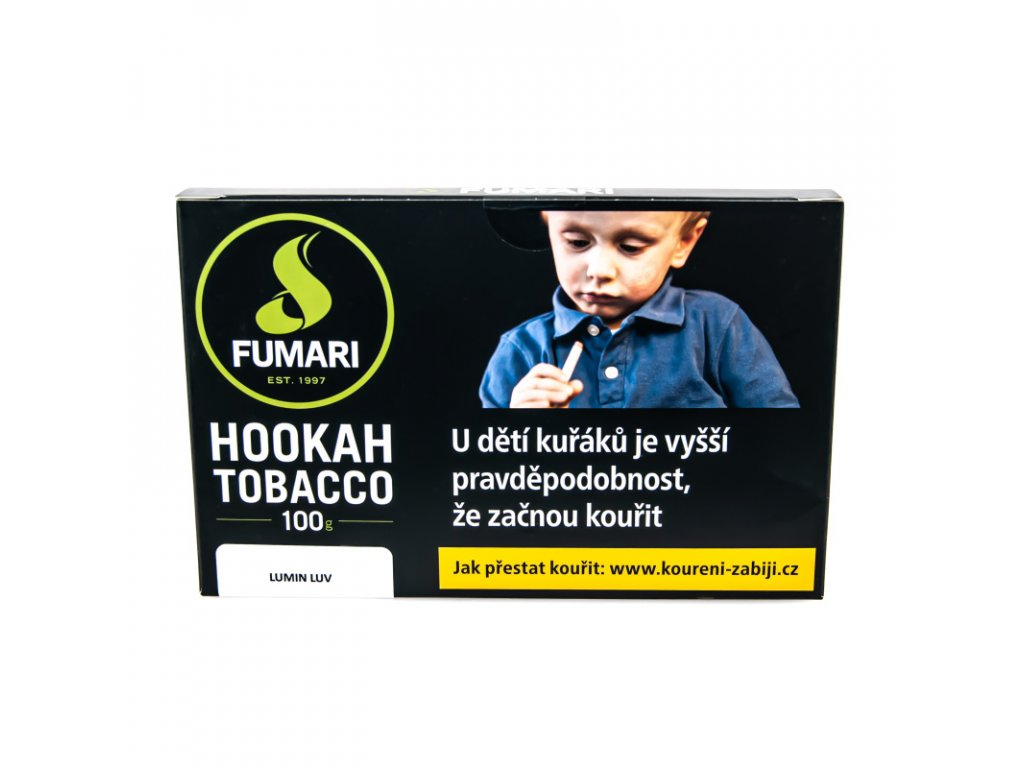 Tabák Fumari Lumin Luv 100 g