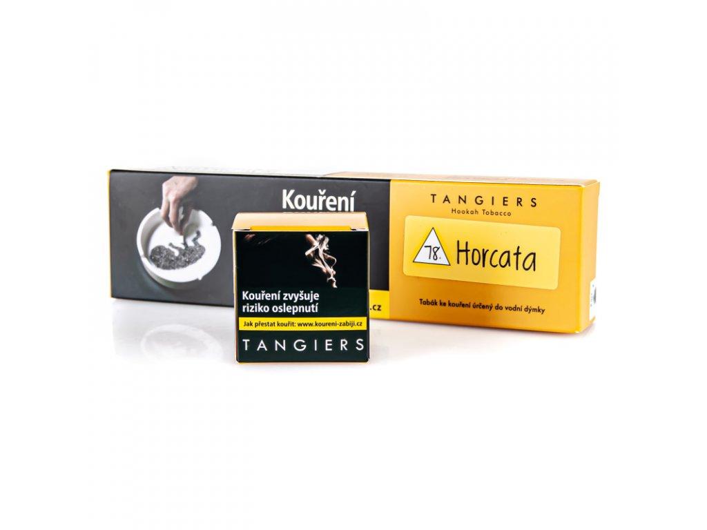 Tabák Tangiers Noir Horcata 20 g