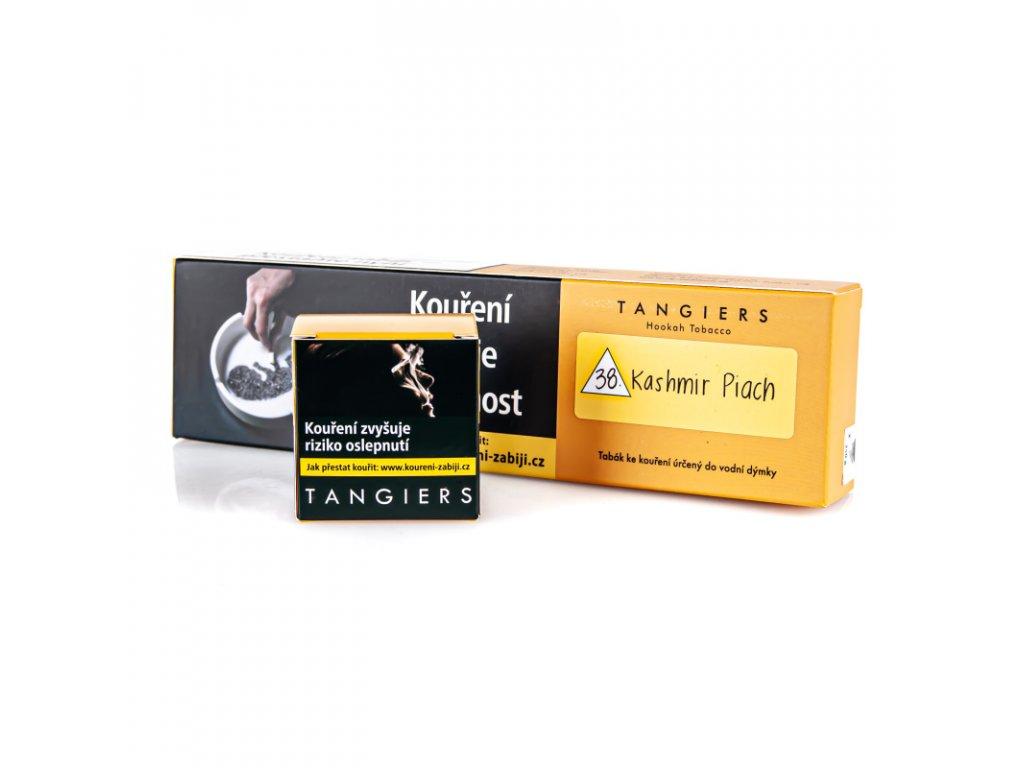 Tabák Tangiers Noir Kashmir Piach 20 g