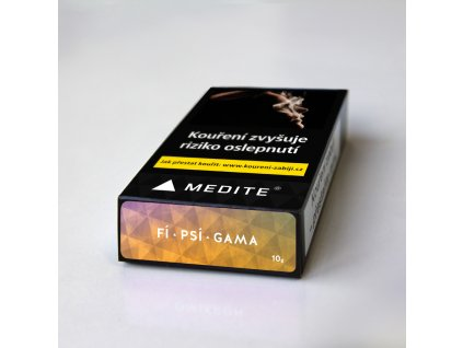 Tabák Medite Fusion Fí Psí Gama 10 g