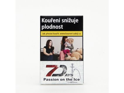 Tabák 7 Days Passion on Ice 50 g