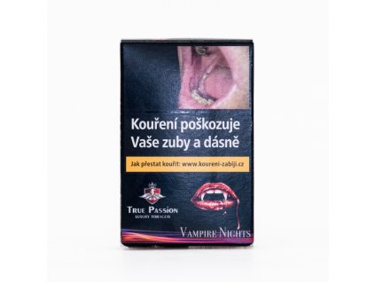 Tabák True Passion Vampire Nights 50 g