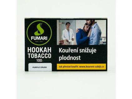 Tabák Fumari Purple Crush 100 g