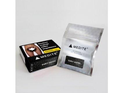 Tabák Medite Noir Early Leaves 50 g