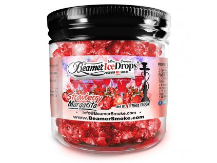 Beamer Ice Drops 50 g Strawberry Margarita
