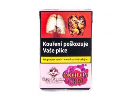 Tabák True Passion Okolom Cranbrry 50 g