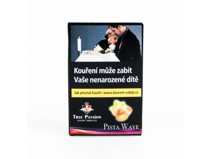 Tabák True Passion Pista Wave 50 g