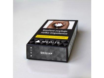 Tabák Medite Noir Sicilian 10 g