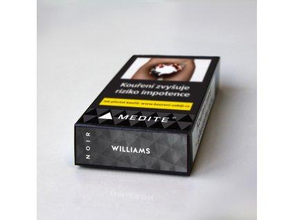 Tabák Medite Noir Williams 10 g