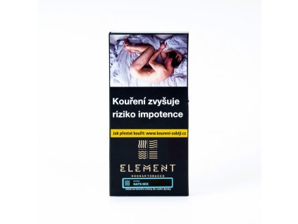 Tabák Element Water Nats Mix 40 g