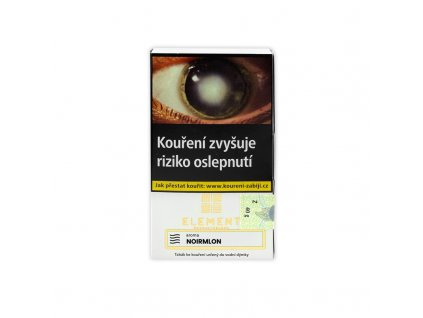 Tabák Element Air Noirmlon 15 g