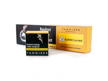 Tabák Tangiers Noir Kashmir Guiawa 20 g